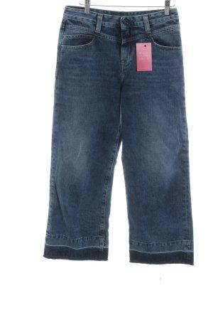 Pepe Jeans Jeansschlaghose blau Casual-Look