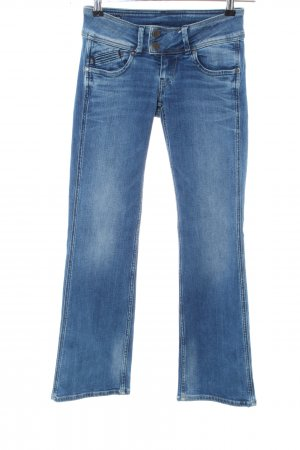 Pepe Jeans Denim Flares blue casual look