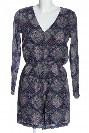 Pepe Jeans Jumpsuit abstract pattern casual look