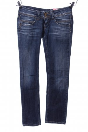 Pepe Jeans Carrot Jeans blue casual look