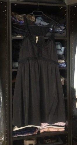 Pepe Jeans Sukienka typu babydoll czarny