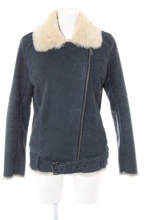 Pepe Jeans jacke blau-wollweiß Casual-Look