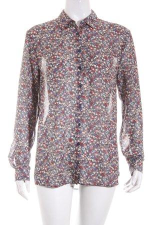 Pepe Jeans Langarm-Bluse mehrfarbig Casual-Look