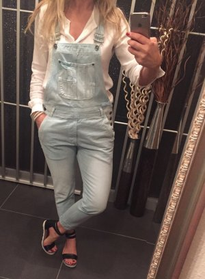 Pepe Jeans Dungarees azure-baby blue