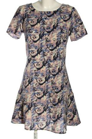 Pepe Jeans London Blusenkleid Motivdruck Casual-Look