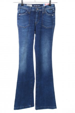Pepe Jeans London Vaquero de corte bota azul look casual