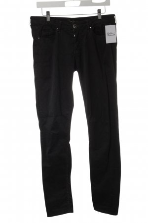 Pepe Jeans London Chinohose anthrazit Allover-Druck Casual-Look