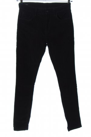 Pepe Jeans London Cordhose schwarz Casual-Look