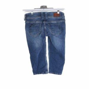Pepe Jeans London 3/4 Length Jeans steel blue cotton