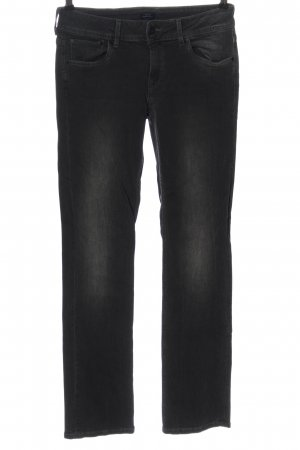 Pepe Jeans London Vaquero hipster negro look casual