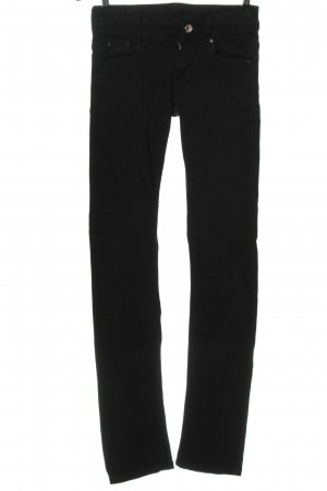 Pepe Jeans London Hüftjeans schwarz Casual-Look
