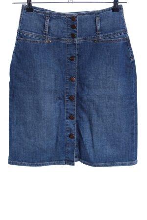 Pepe Jeans London Denim Skirt blue casual look