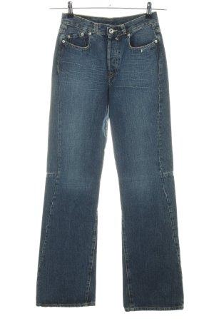 Pepe Jeans London Jeansschlaghose blau Casual-Look