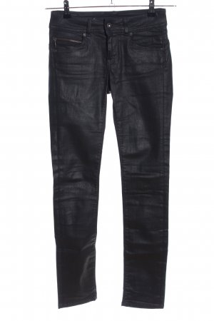 Pepe Jeans London Jeggings nero stile casual