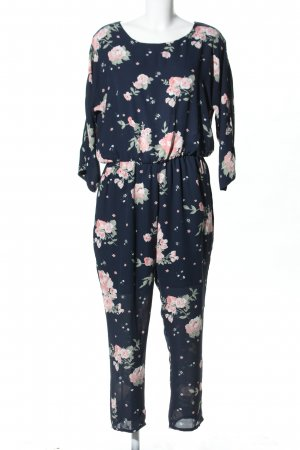 Pepe Jeans London Jumpsuit Blumenmuster Casual-Look