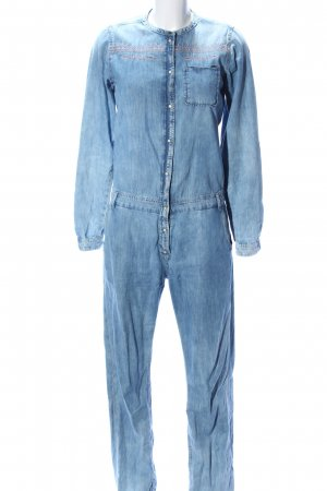 Pepe Jeans London Jumpsuit blau Casual-Look