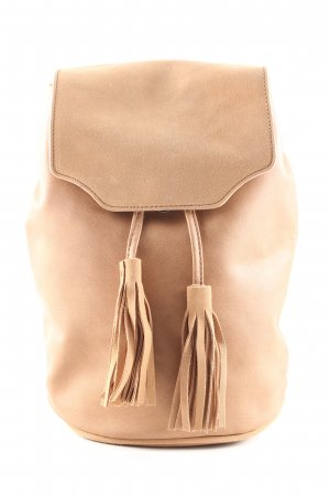 Pepe Jeans London Kindergarden Backpack nude business style