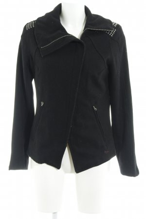 Pepe Jeans London Kurzjacke schwarz Casual-Look