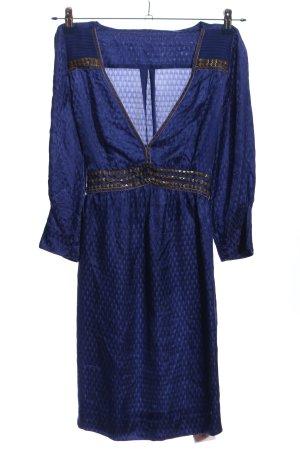 Pepe Jeans London Sequin Dress blue elegant