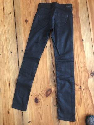 Pepe Jeans Pantalón de tubo negro