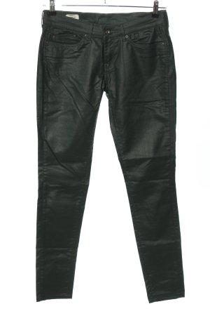 Pepe Jeans London Skinny Jeans grün Casual-Look