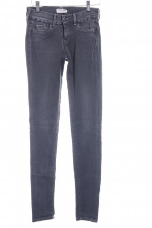 Pepe Jeans London Skinny Jeans anthrazit Washed-Optik