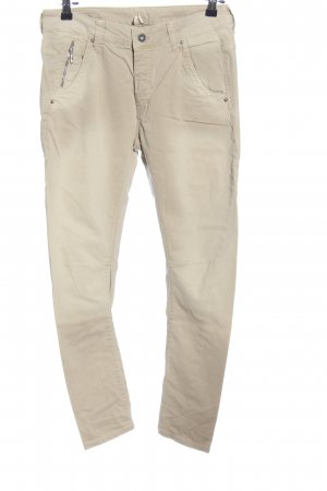 Pepe Jeans London Stoffhose wollweiß Casual-Look