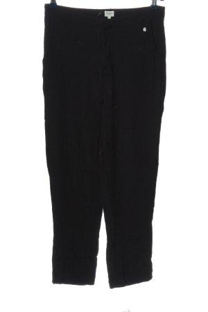 Pepe Jeans London Stoffhose schwarz Casual-Look