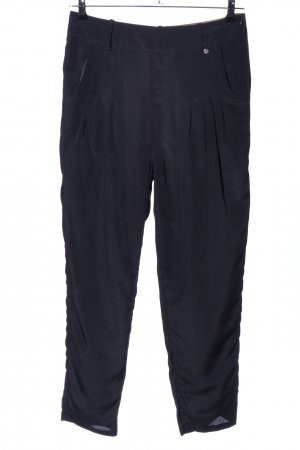 Pepe Jeans London Stoffhose schwarz Business-Look
