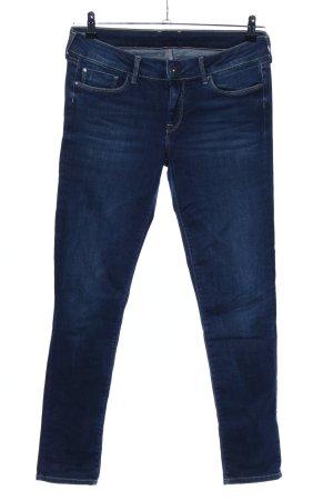 Pepe Jeans London Stretch Jeans blau Casual-Look