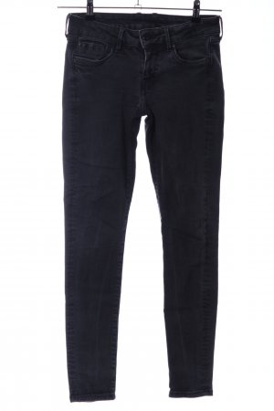 Pepe Jeans London Stretch Jeans schwarz Casual-Look