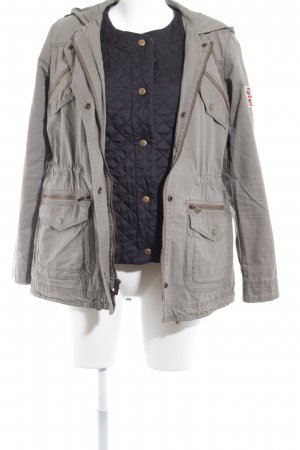 Pepe Jeans London Übergangsjacke khaki schlichter Stil