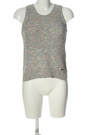 Pepe Jeans Long Cardigan flecked casual look