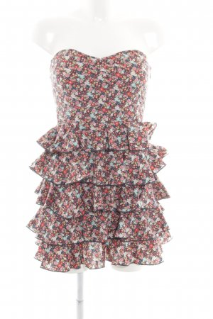 Pepe Jeans Minikleid Blumenmuster Party-Look