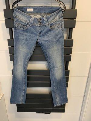 Pepe Jeans Jeans a gamba dritta blu fiordaliso