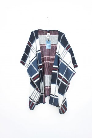 Pepe Jeans Poncho en tricot multicolore
