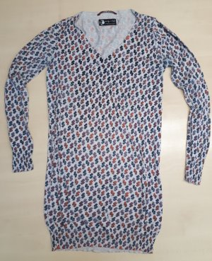 Andy Warhol by Pepe Jeans London Pull long multicolore laine