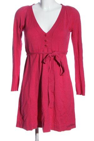 Pepe Jeans Pulloverkleid pink Casual-Look