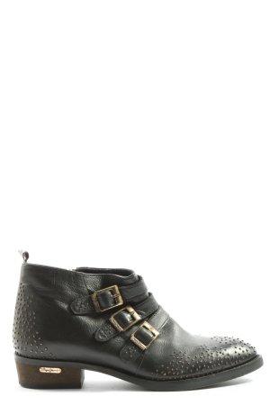 Pepe Jeans Reißverschluss-Stiefeletten schwarz Casual-Look