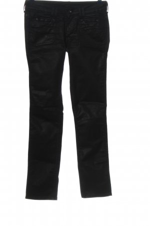 Pepe Jeans Drainpipe Trousers black casual look