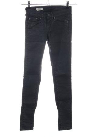 Pepe Jeans Regenpijpbroek zwart casual uitstraling