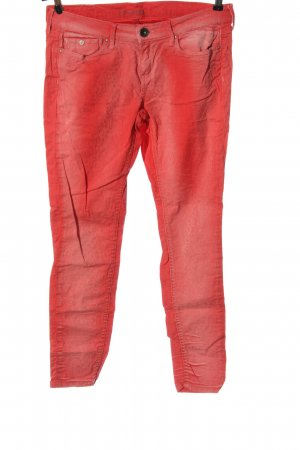 Pepe Jeans Drainpipe Trousers pink casual look