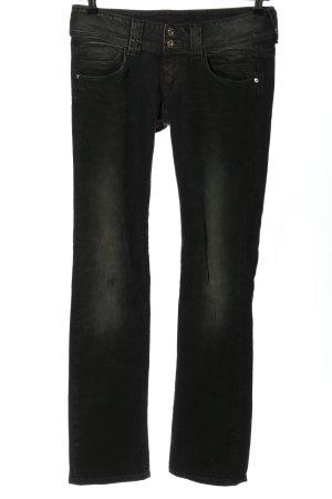 Pepe Jeans Jeans cigarette noir style décontracté