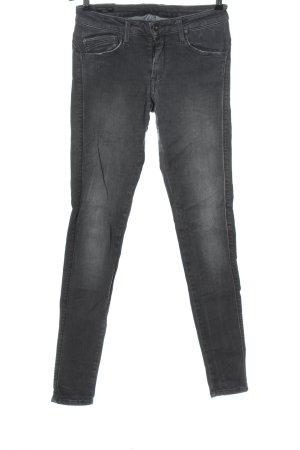 Pepe Jeans Jeans cigarette gris clair style décontracté