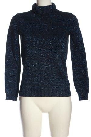 Pepe Jeans Maglione dolcevita blu stile casual