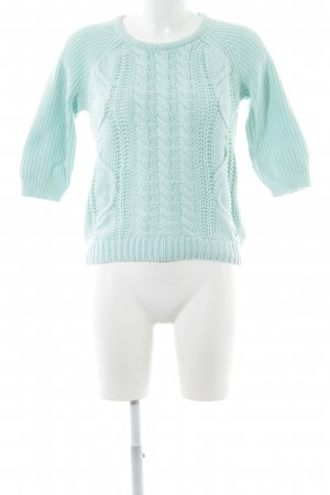Pepe Jeans Rundhalspullover mint Casual-Look