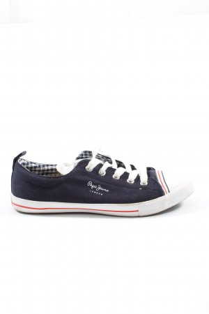 Pepe Jeans Schnürsneaker Streifenmuster Casual-Look