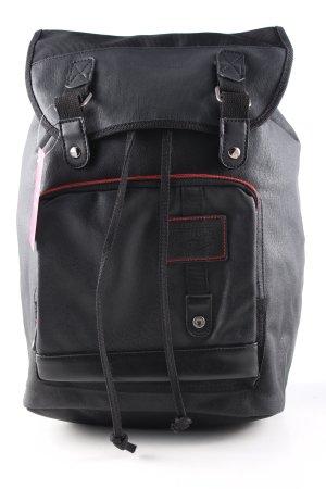 Pepe Jeans School Backpack black casual look