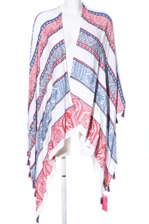 Pepe Jeans Shoulder Scarf abstract pattern casual look