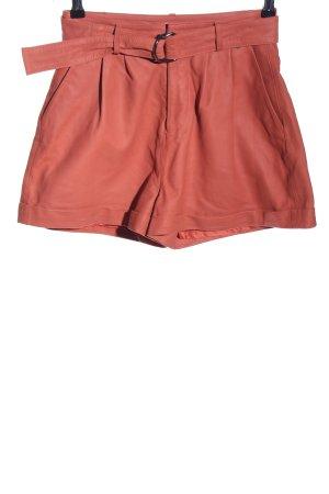 Pepe Jeans Shorts naranja claro look casual